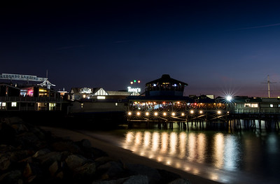 Redondo Landing, Long Exposure