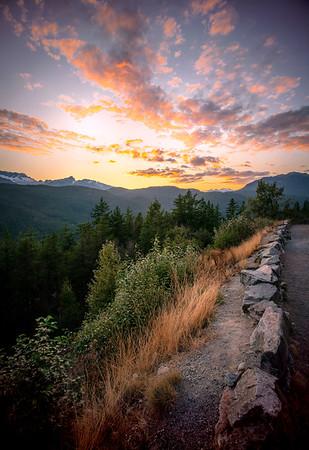 Mt Tantalus, Squamish, British Columbia