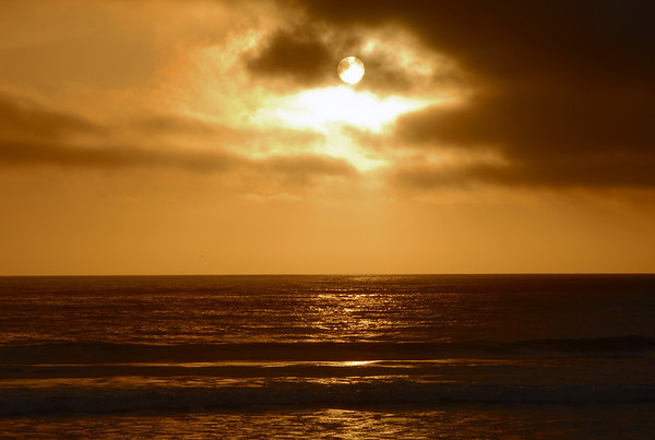Pacific Coast Sunsets