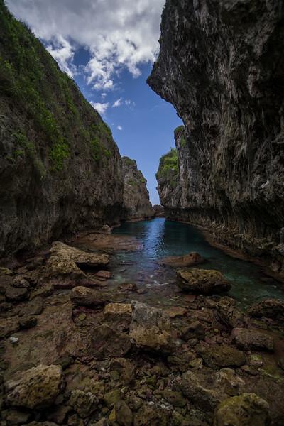 Matapa Chasm, Niue