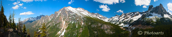 """Washington Pass Panoramic"""
