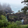 Natural Bridges - Samuel H. Boardman State Scenic Corridor, OR