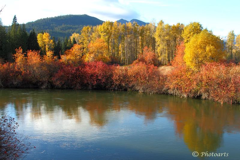 """Leavenworth Colors"""