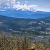 Mt. Hood from Hood River Mountain Trail - Hood River, OR