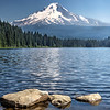 Trillium Lake and Mt. Hood - Mount Hood National Forest, OR