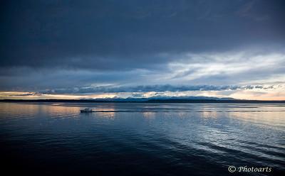 """Panoramic Calm"""