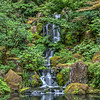 Waterfall - Portland Japanese Garden, OR