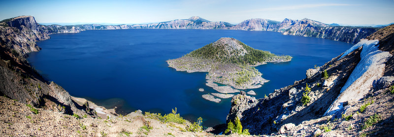 Crater Lake - Crater Lake National Park, OR