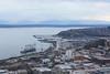 View over Pugeet Sound