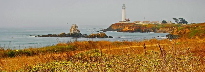 Pacific Coast Highway near Carmel, CA