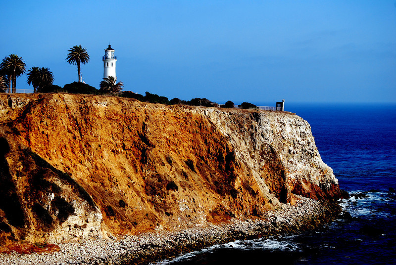 Light House in Palos Verdes, CA