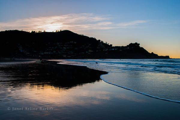 Pacifica-Lindamar State Beach