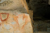 Negative Handprint
