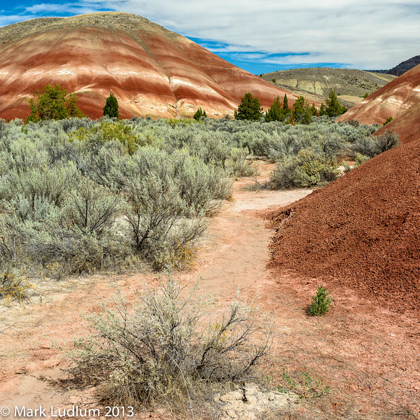 Painted Hills 12 09-2013