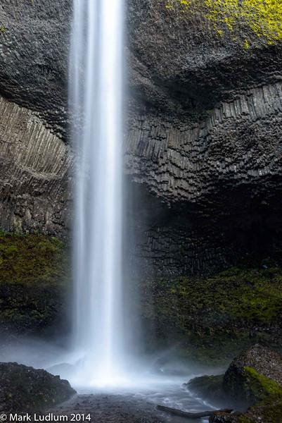 Latourell Falls OR 01-2014