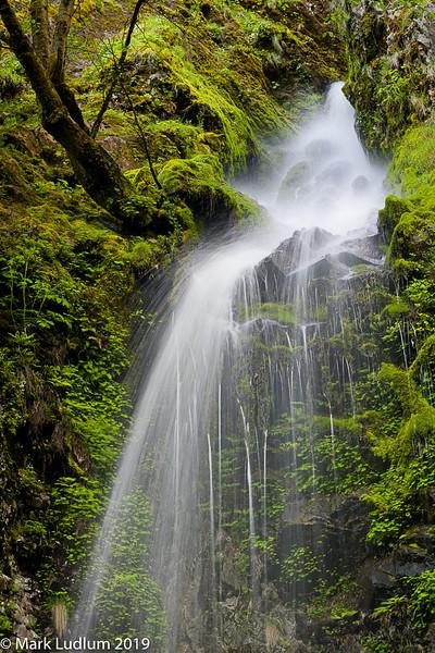 Cabin Creek Falls 05042019