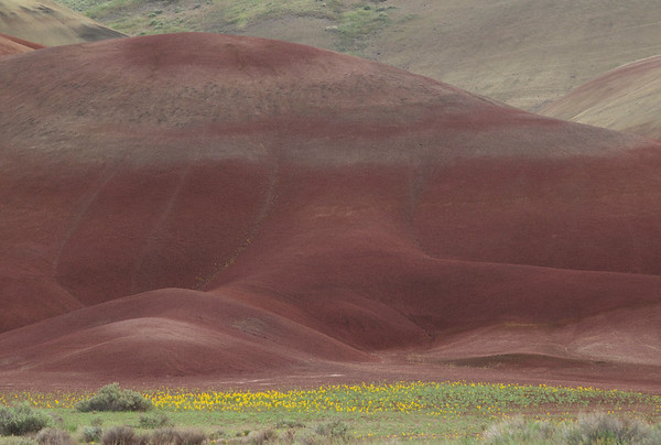 Painted Hills, Oregon