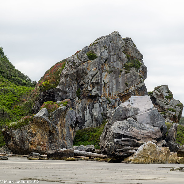 Oregon Coast Rocks 05-2018