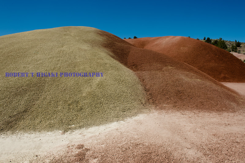 John Day Fossil Beds National Monument-Painted Hills Oregon