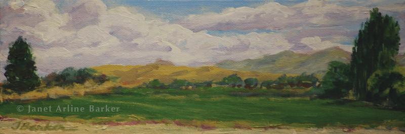 San Juan B panorama