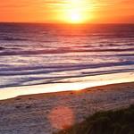 Vert Pajaro Sunset