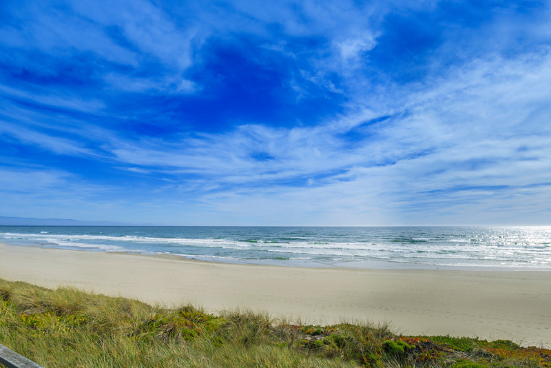 Pajaro-Dunes-Blue-Skies-Sunset-Beach-Sand-Grasses-DSC_6215_DSC_6217-V2-California-Beach-Northern-California-Sunset-Healthcare-Fine-Art