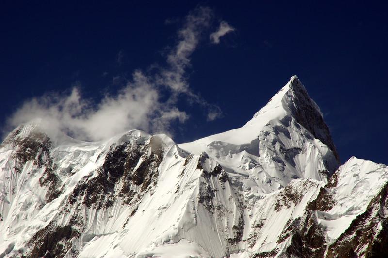 Mighty Shishpare (7611m)