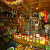The supermarket in Upper Rupal Village