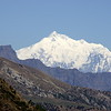 First view from Beyal towards majestic Rakaposhi - King of Hunza/Nagyr