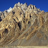 The cathedral in Passu  just before sunset - mind -blowing!
