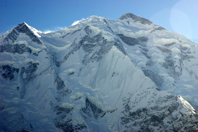 Rakaposhi (7788 m) - King of the mountains