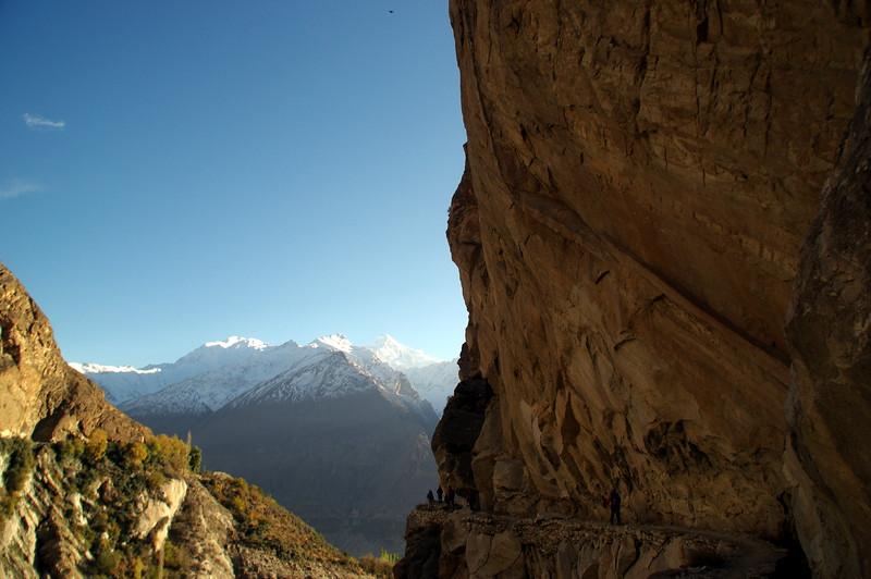 Dilbar Gotsil - trekking into the heart of Ultar