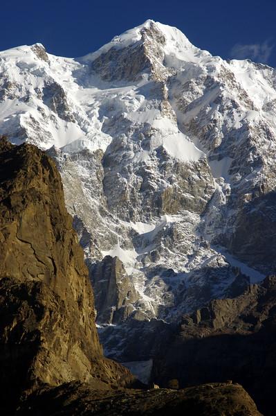 Malika mo shikari and Ultar - the combination of grace and manifestation of mountain grandeur