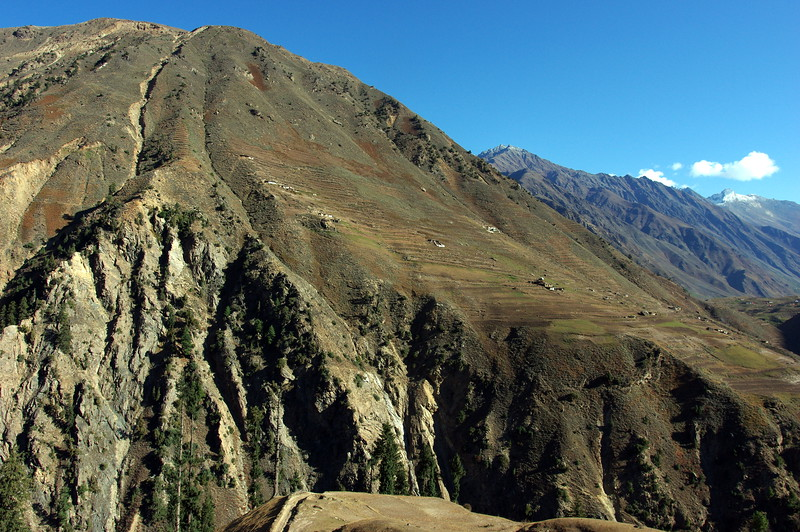 On the way to Babusar Pass