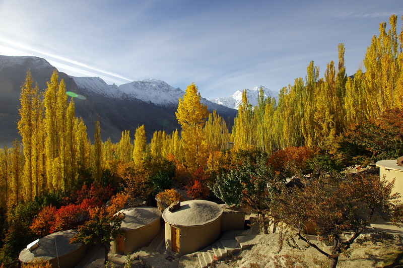 Mountain Story - the place to be in Hunza