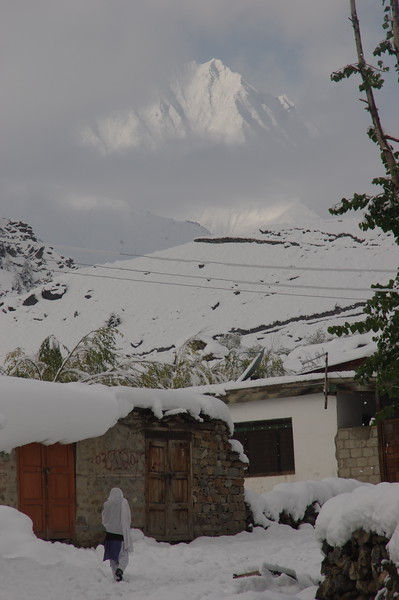 Winter in Tarshing