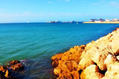 Port of Palma de Mallorca, Spain
