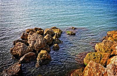 Palma de Mallorca Coastline, Spain