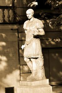 Roman Statue-Palma de Mallorca, Spain