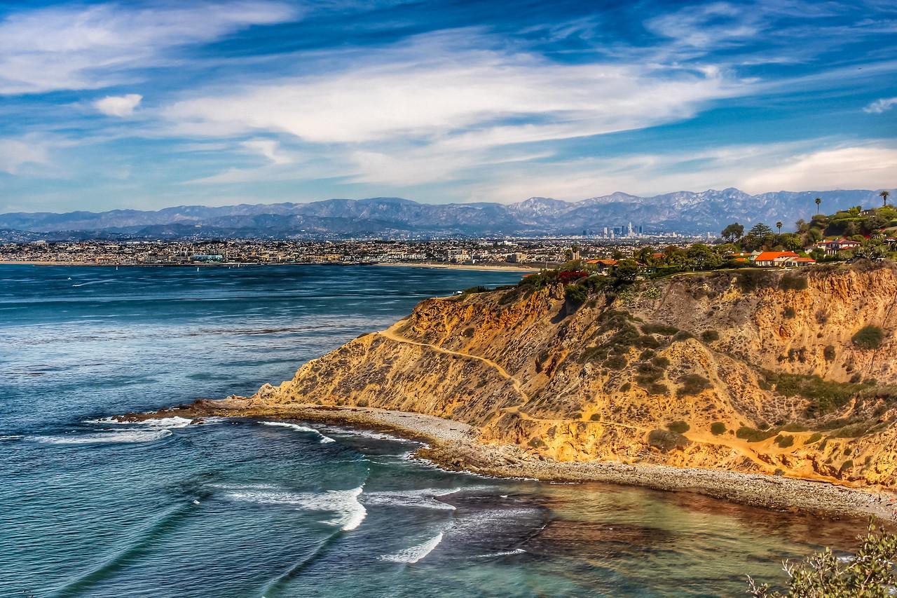Bluff Cove to LA