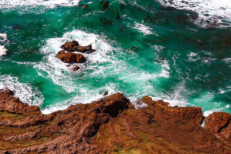 Golden Cove Rocks