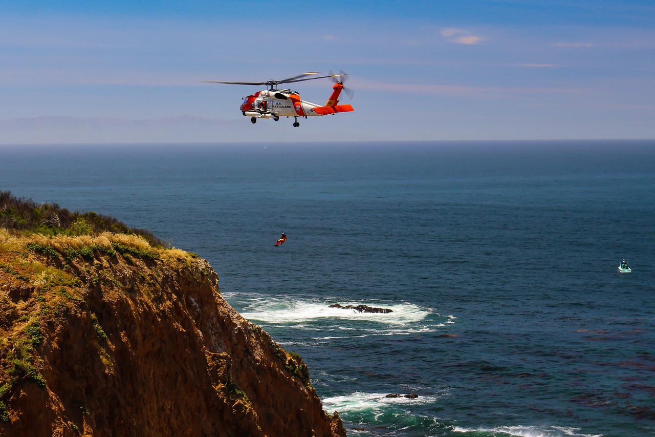 Coast Guard Training 3