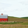 Old barn on my way to Steptoe Butte.