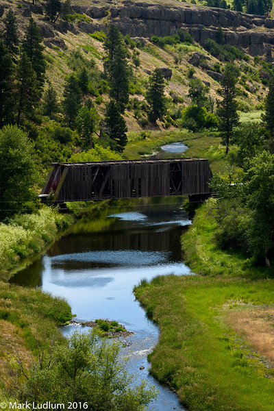 Palouse Covered Bridge 2016
