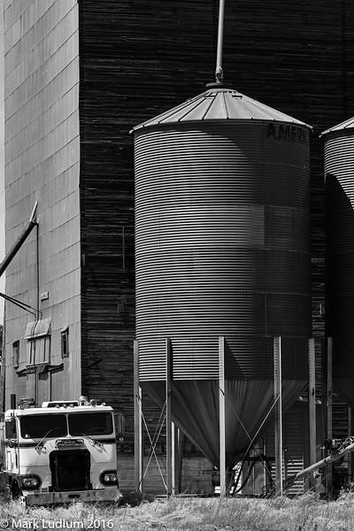 Palouse Grain Elevator 2 2016