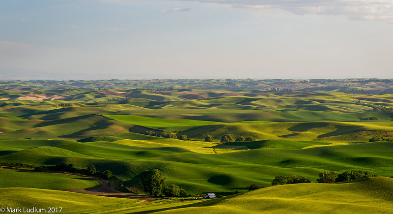 Steptoe Butte Sundown 06-2017