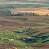 Farm vista from Steptoe butte