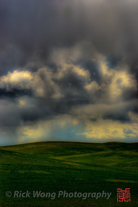 Spring Storm in the Palouse