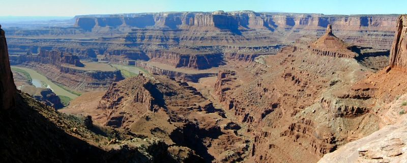 VIew from Dead Horse Point, Utah