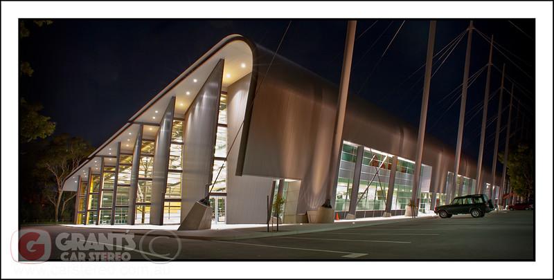 State Basketball Center - Mount Claremont. Western Australia.